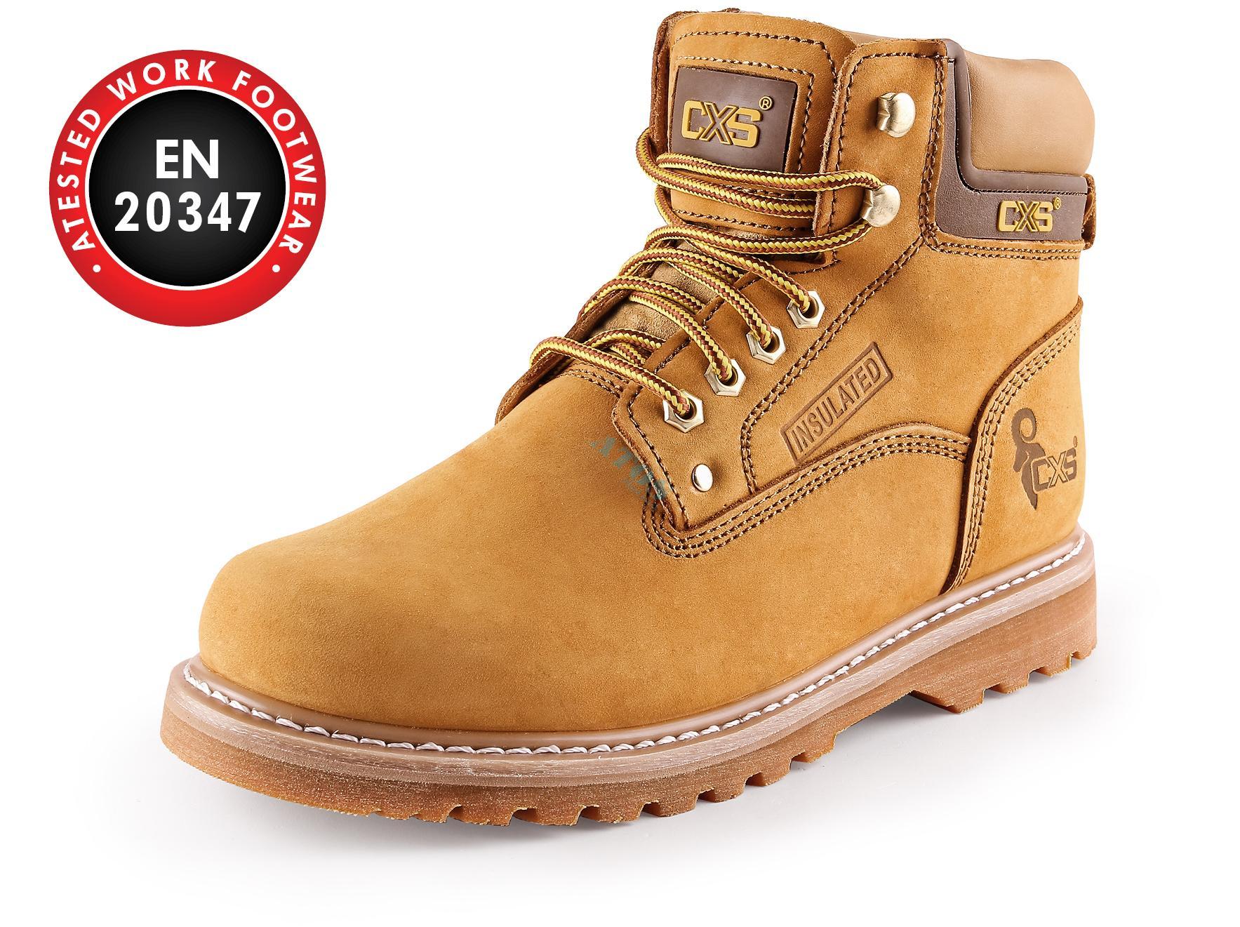 Pracovní kotníková obuv farmářka ROAD AVERS 0702 fb763bf1852