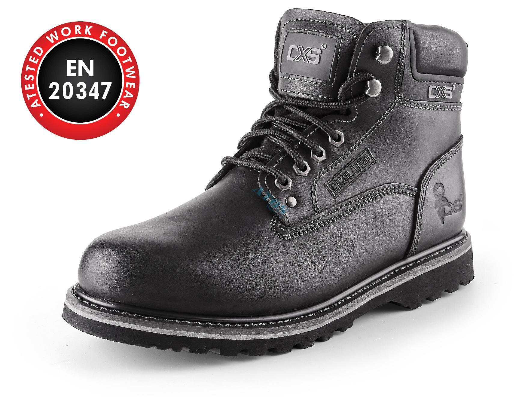Pracovní kotníková obuv farmářka ROAD CLARKE 0700 993ed293d2b